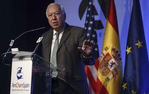 Margallo reivindica su papel como segundo 'embajador empresarial' después del Rey