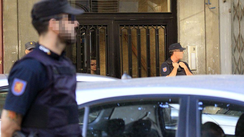 Detenidos en Alicante nueve menores por abusar de una compañera de clase