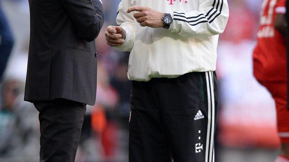 Los médicos del Bayern dejan tirado a Guardiola tras ser señalados