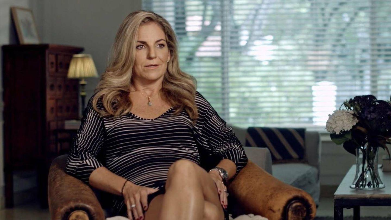Arantxa Sánchez Vicario, en una entrevista. (EFE)