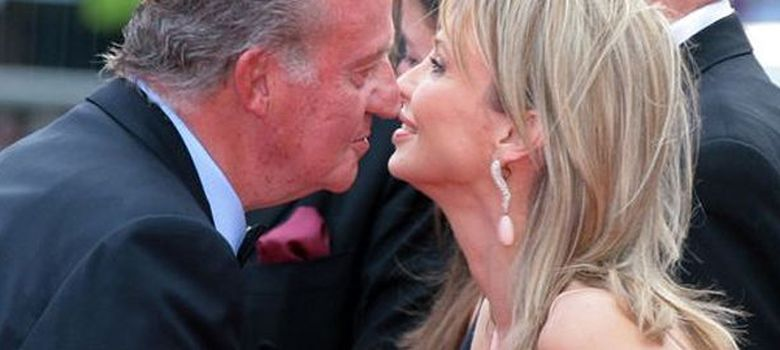 Foto: La princesa Corinna y el Rey don Juan Carlos, en una imagen de archivo (I.C.)