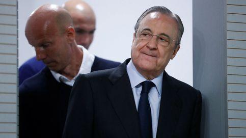 Las precauciones de Florentino con los fichajes del Real Madrid, ¿del todo a la nada?