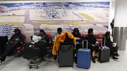 Caos aéreo ante un Brexit sin acuerdo: cinco millones de vuelos en peligro