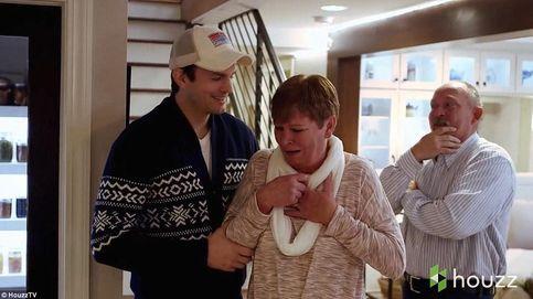 La sorpresa de Ashton Kutcher que hace llorar a su madre