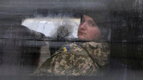La crisis del mar de Azov, en imágenes