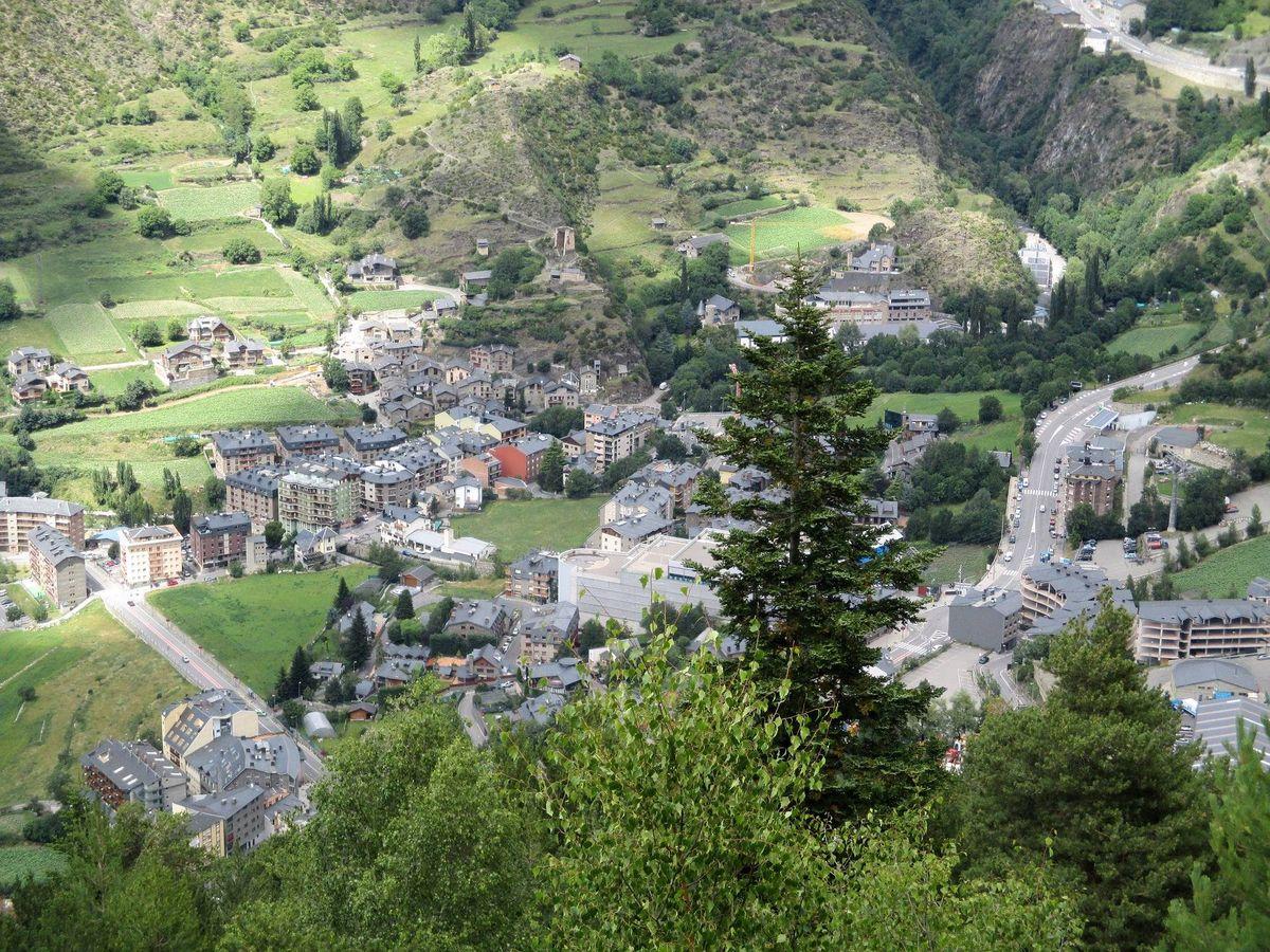 Foto: Vistas de Andorra. (Pixabay)