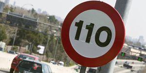 Los conductores noveles podrán ir a 110 km/h a partir de mañana