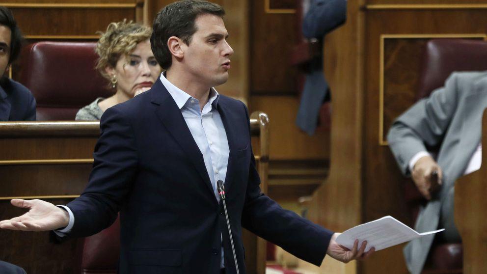 Rivera le pide a Rajoy que rectifique y que extienda la aplicación del 155