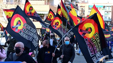 La Policía ve delito de odio contra los judíos en el acto de División Azul