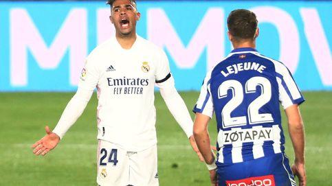El Alavés saca los colores a un Real Madrid ramplón que pierde a Hazard por lesión (1-2)