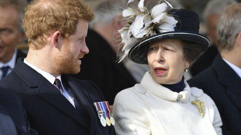 La decisión de la princesa Ana que nunca ha tomado Harry: ella elogiada y él criticado