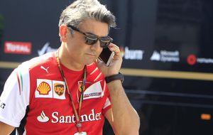 Mattiacci: En Ferrari no hay un 'hicimos esto porque lo pedisteis'