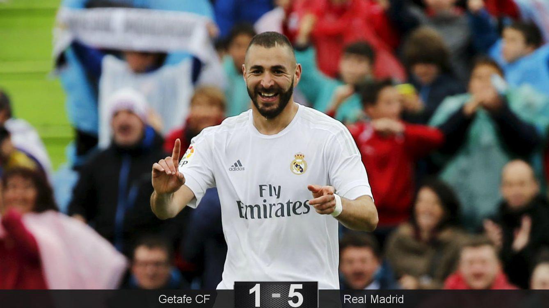 Getafe Real Madrid 0 3: LaLiga Santander: La Euforia Colectiva Del Madrid Sigue Viva