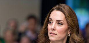Post de Kate Middleton y su enésimo vestido azul de la semana