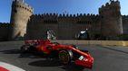 Carlos Sainz y McLaren están en la lucha en el dominio absoluto de Ferrari en Bakú