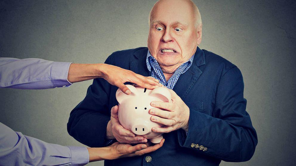 Los tacaños 'engañan' a su cerebro y se presentan como más generosos