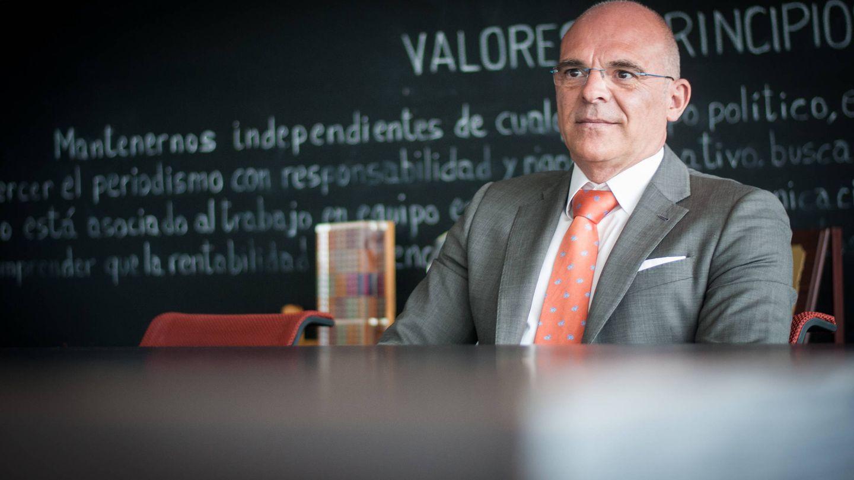 Doctor Ángel Durántez. (Foto: Carmen Castellón)