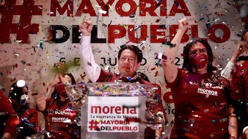 López Obrador consigue retener la mayoría en la Cámara de Diputados de México