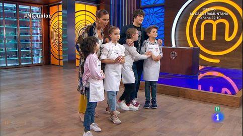 Henar, Javier, Aurora y Nicolás: 'Masterchef Junior 8' ya tiene finalistas