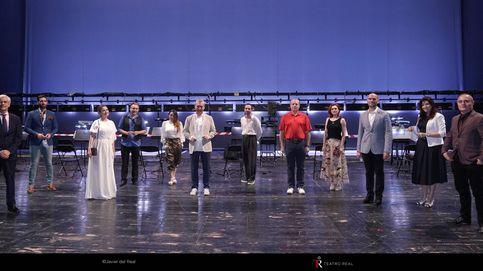 El Teatro Real reabre a lo grande con 'La Traviata'... sin besos ni abrazos
