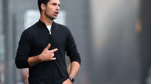 Mikel Arteta, el último gran servicio de su valedor Francis Cagigao al Arsenal