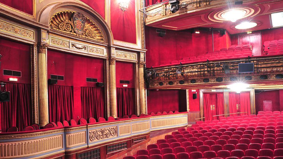 La SGAE tiene cerrada la venta de sus teatros de la Gran Vía