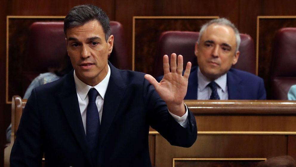 Directo   Sánchez acusa a Casado y Rivera de echar gasolina en el conflicto catalán