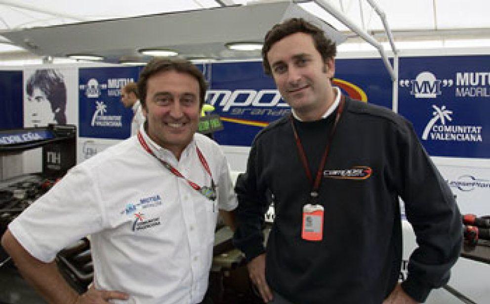 Foto: Alejandro Agag compra el 100% de las acciones del equipo Campos GP2