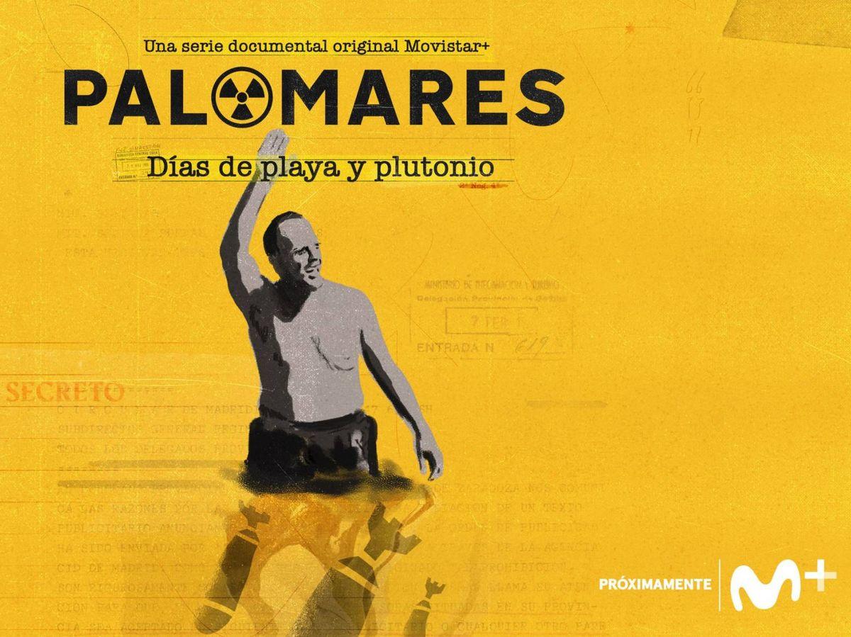 Foto: Imagen promocional de 'Palomares'. (Movistar )