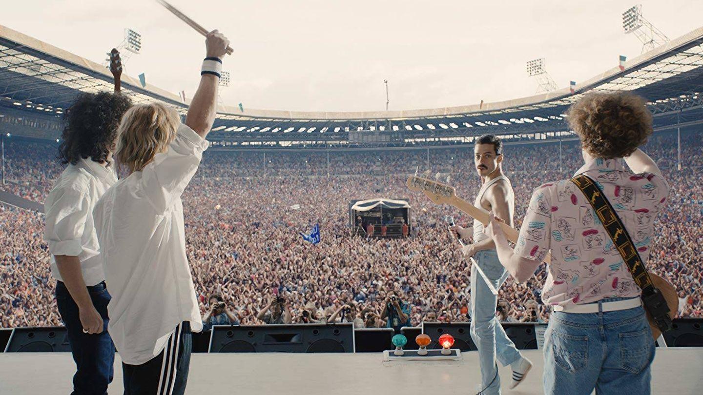 El momento estelar en el que Queen actúa en el Live Aid. (Fox)
