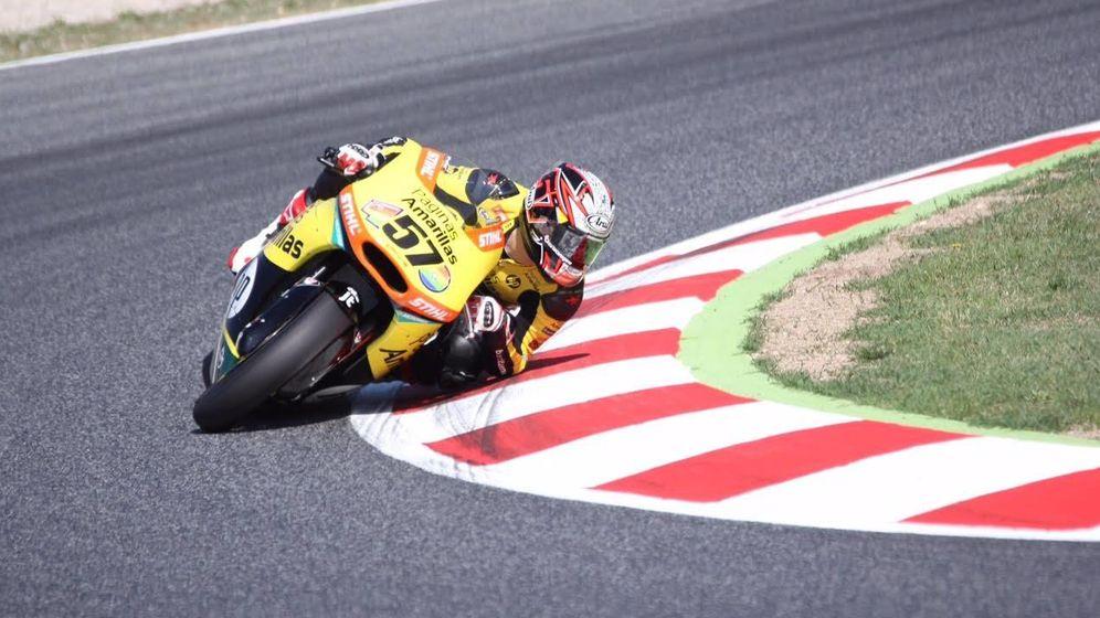 Foto: Edgar Pons en el FIM CEV Repsol (Pons Racing).