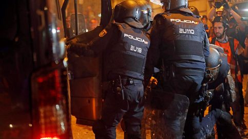 El Ejército trasladará a Vigo al policía herido grave por un golpe brutal en Barcelona