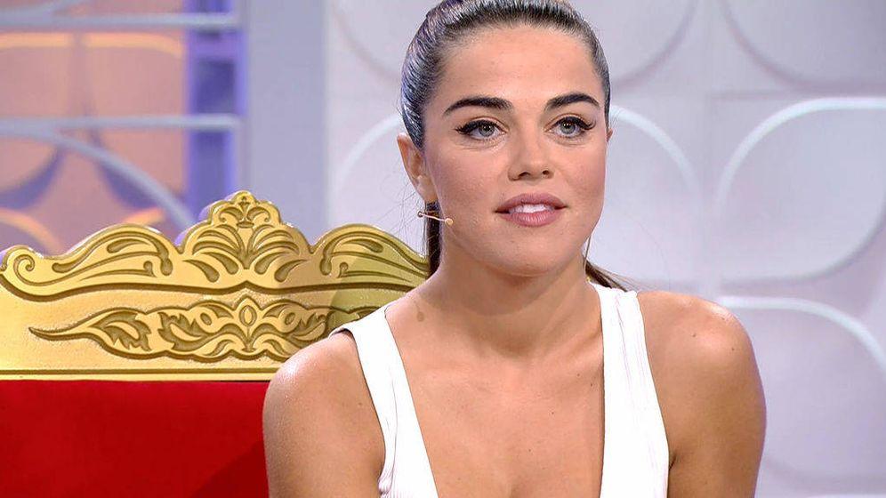 Foto: Violeta en 'MYHYV'. (Mediaset España)