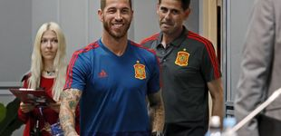 Post de Carlos Marchena, el pacificador: el papel del fichaje de Hierro en la Selección
