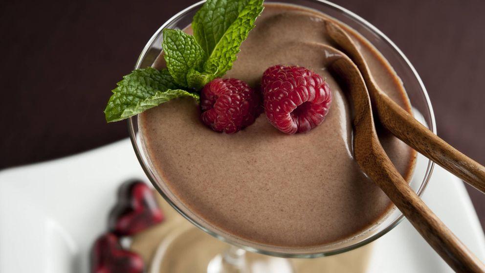 Vousse, la mousse de chocolate más rara que vas a probar