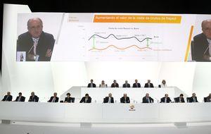 Repsol pagará 1 euro de dividendo extra por el pago obtenido de YPF