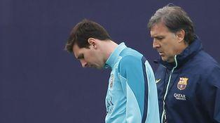 En el Barcelona se atisba una revolución con Leo Messi como el único elemento intocable