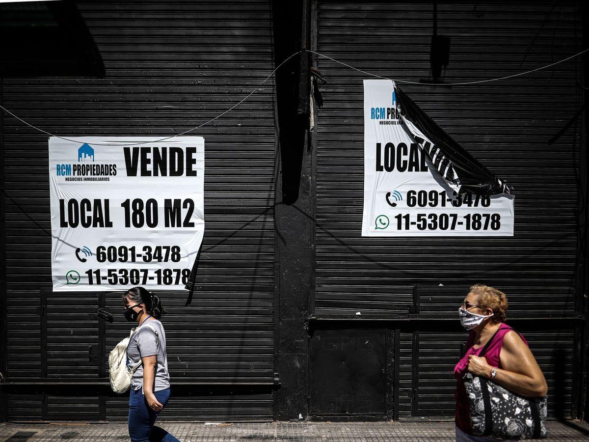 Foto: Los pequeños propietarios de locales comerciales podrán deducirse el 100% de la rebaja del alquiler