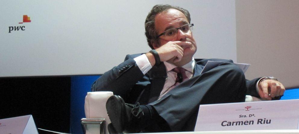 Foto: Demetrio Carceller Arce, actual dueño de la cervecera Damm