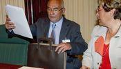 Noticia de Varapalo a Guindos: el juez indemniza con 1,2 millones a la cúpula de Catalunya Banc