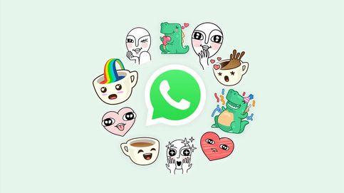 Los 'stickers' llegan a WhatsApp: estas son las 'pegatinas' que vas a recibir muy pronto
