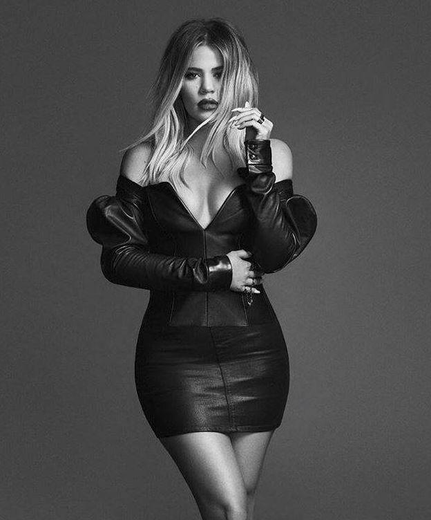 Foto: Khloé Kardashian en una imagen de archivo. (Instagram)