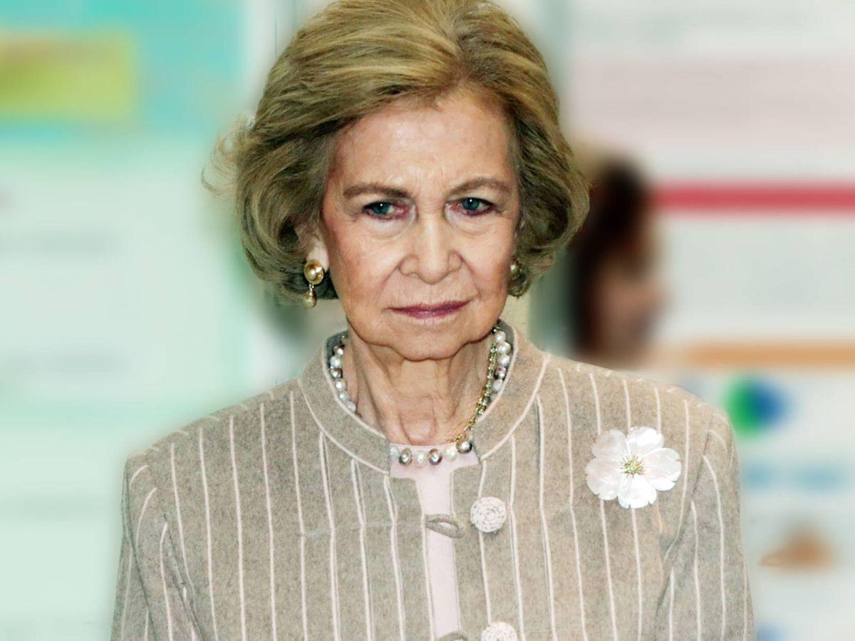 Foto: La reina Sofía. (EFE)