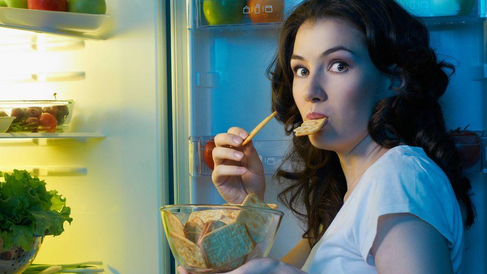Foto: ¿Quién no se ha dado un atracón cuando tenía hambre? (iStock)