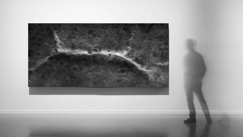 Lo que puedes ver en la galería Max Estrella, la obra de Aitor Ortiz. (Cortesía)