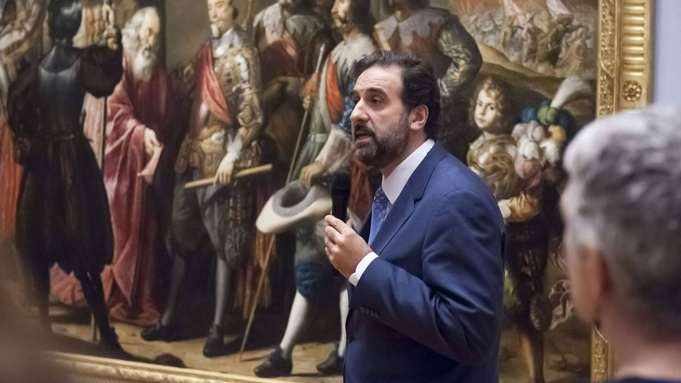 Gabriele Finaldi, director adjunto del Prado, nombrado director de la National Gallery