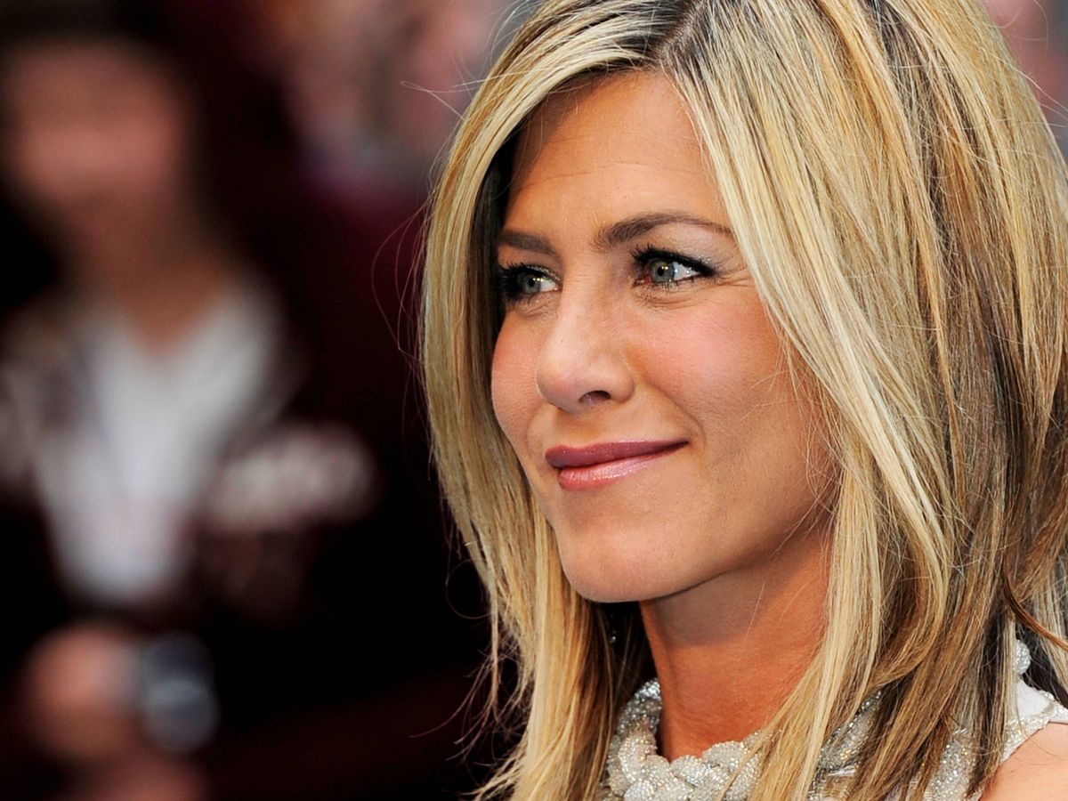 Foto: Jennifer Aniston, una bestia en el gym. (Getty)
