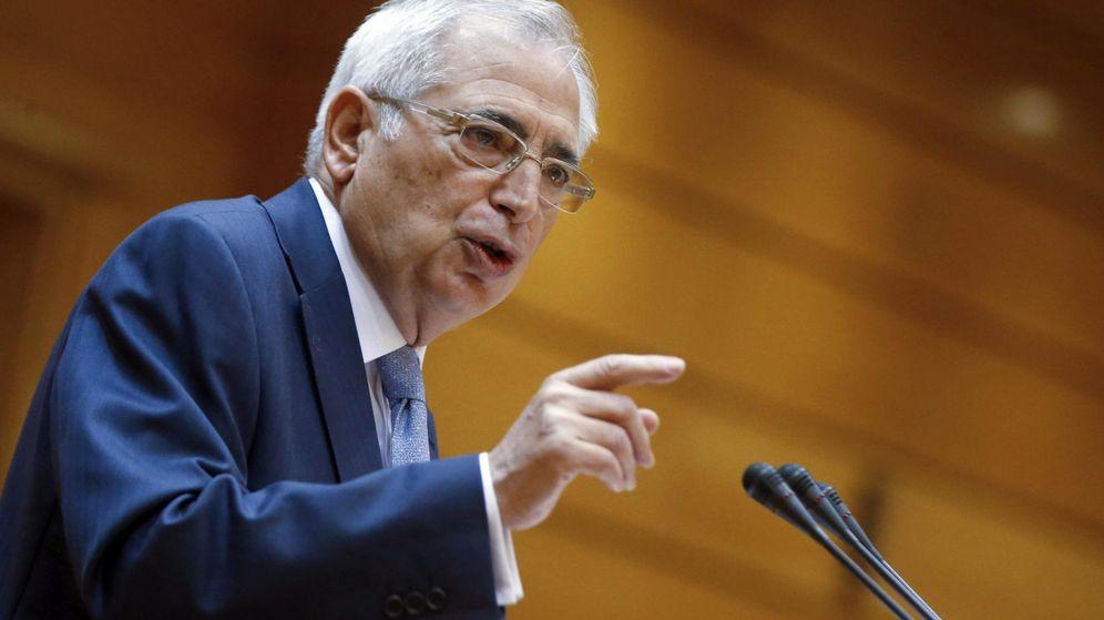 Foto: El presidente de Melilla, Juan José Imbroda. (EFE)