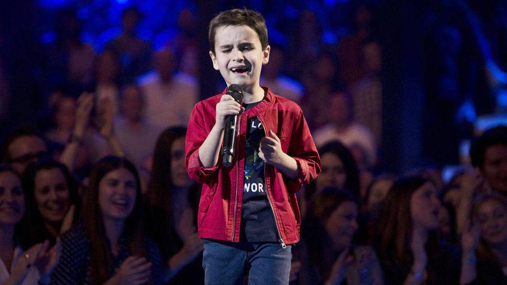 Daniel García, el Hugo Molina ('Got Talent') de 'La Voz Kids': Es un prodigio