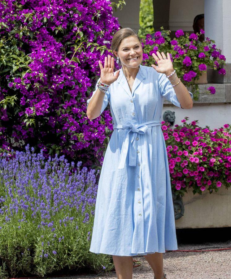 Foto: La princesa Victoria en una imagen de archivo. (Gtres)